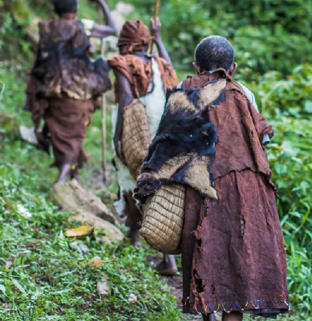 Moments from Batwa Experience near Bwindi photo by Marcus Westberg