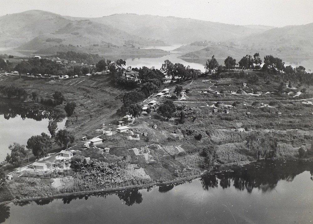 Bwama Island in the past