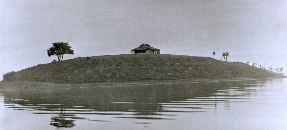 Sharp's house at Njuyeera
