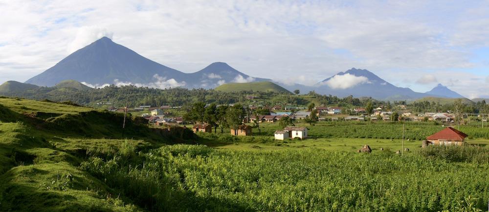 Kisoro Town by Blasio Byekwaso