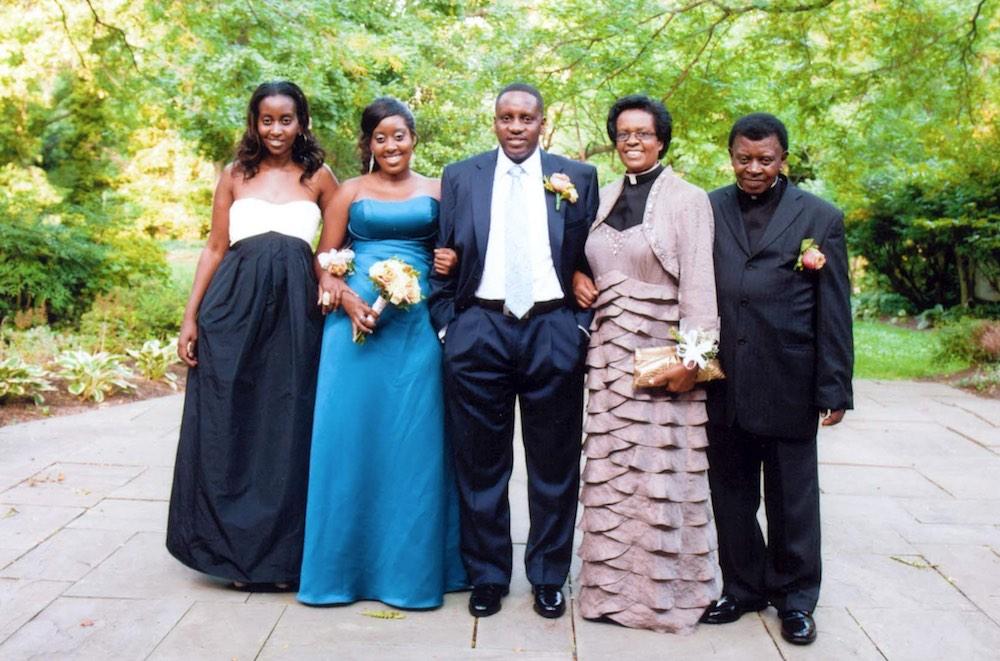 Ruth Ndyabahika family