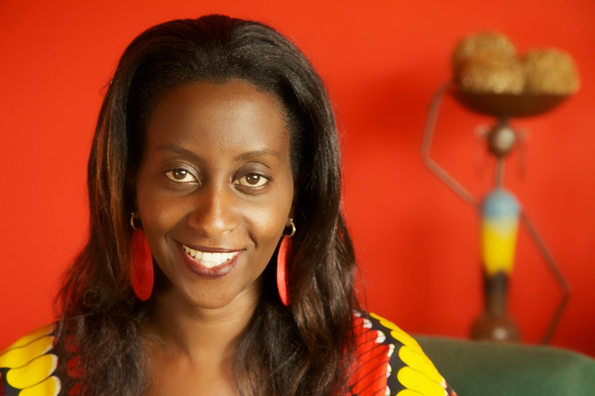 Ruth Ndyabahika portrait