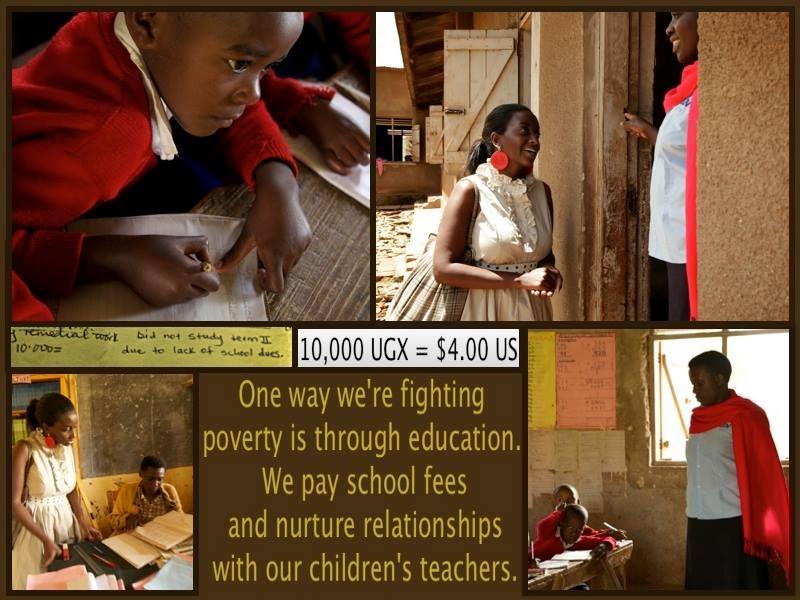 Ruth Ndyabahika school help