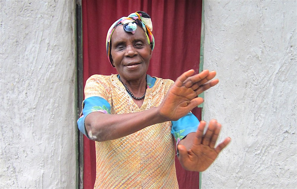 Kyitaragabiirwe Maudah; photo by Katharina Lahner