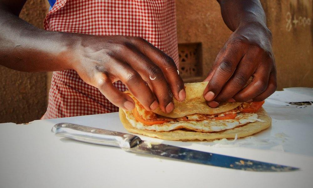 Rolex, Uganda\u0027s Ultimate Snack \u2013 Gorilla Highlands