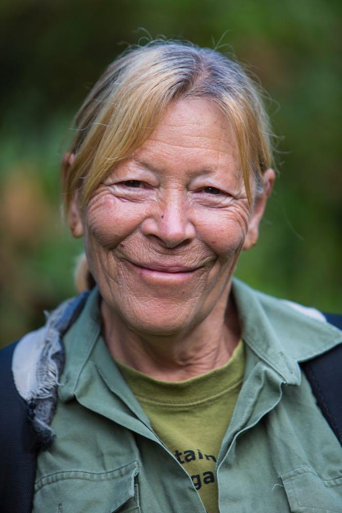 Sandra Gray; photo by Marcus Westberg
