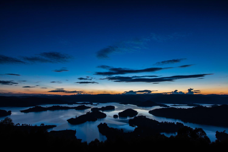 Lake Bunyonyi by Marcus Westberg