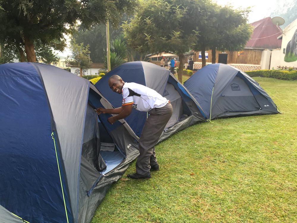 Goooooooood morning from the Silverchef 2016 camp!
