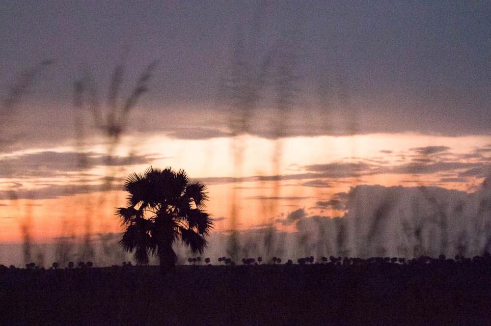 Uganda's skies; photo by Stefano Barazzetta