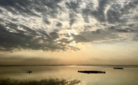 Lake Nabugabo in central Uganda where I spent Christmas 2016, the best ever; photo by Miha Logar